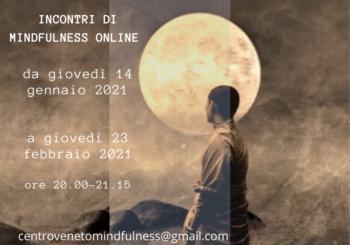 incontri online di Mindfulness